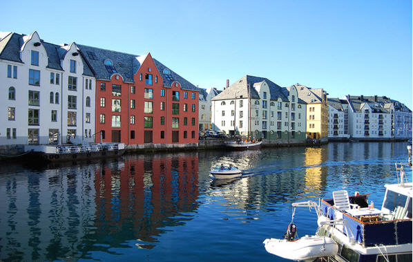 Туры по Фьордам